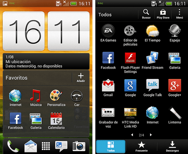 HTC one sv 2