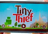 Tiny Thief - ¡El nuevo juego de Rovio ya está listo para descargar!