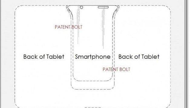 Nova patente da Samsung: o futuro pertence aos padfones?
