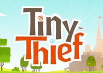 Tiny Thief - Rovio presenta nuevo juego con nuevo estilo
