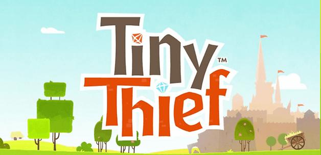 tiny thief rovio