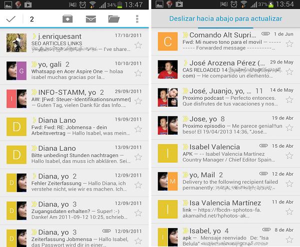 actualizacion gmail 5