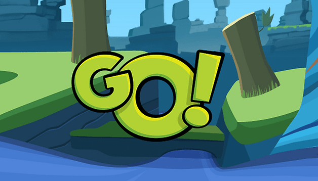 Un Mario Kart version Angry Bird ? GO !
