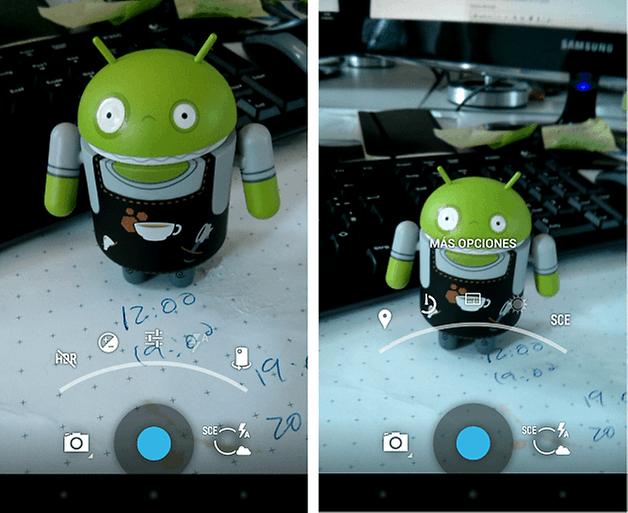 camara android 3