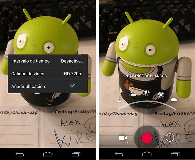 camara android 4