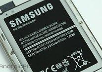 Una batería de 5.000 mAh para el Galaxy S4
