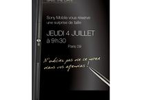 El Sony Xperia Z Ultra aparece en una invitación - ¿Traerá stylus?