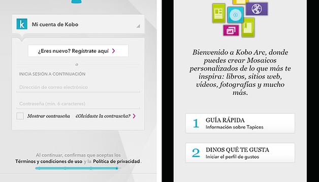 Kobo Arc - Análisis del tablet competencia del Kindle Fire