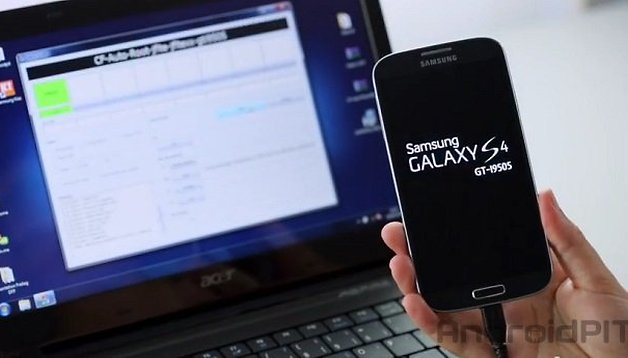 Root al Samsung Galaxy S4 - Tutorial facilísimo (Vídeo)
