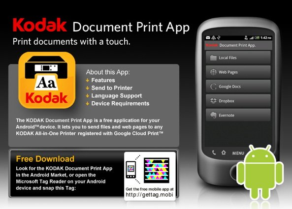 Document Print Kodak