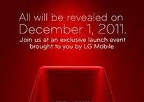 Evento del lanzamiento exclusivo de un dispositivo LG - ¿LG Optimus LTE aka Nitro HD?