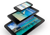 Línea Nexus de Google - No presentación, pero ¡sí lanzamiento!
