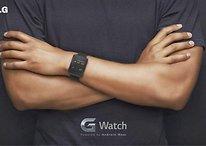 LG G Watch - Aparecen nuevas imágenes e información