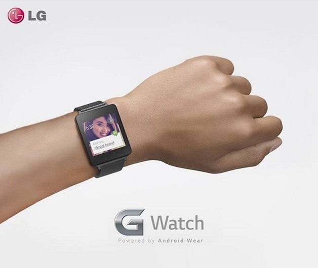 LG G Watch powered by Android Wear 640x540