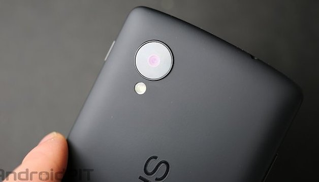 Comparación Nexus 5 vs. iPhone 5S - Google contra Apple