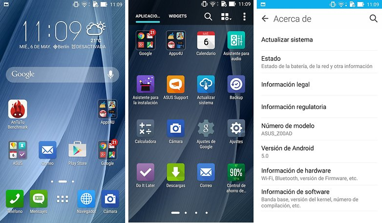 software asus zenfone2