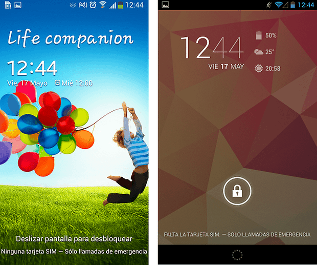 Touchwiz vs Stock Android 2
