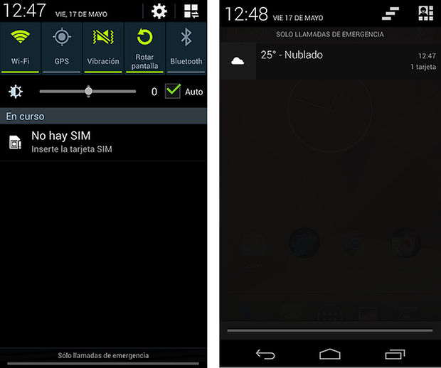 Touchwiz vs Stock Android 4
