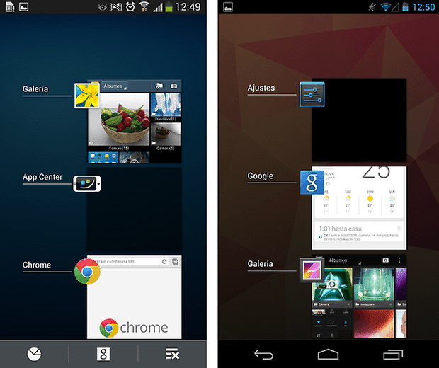 Touchwiz vs Stock Android 7