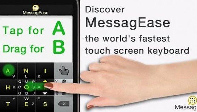 MessagEase - Una nueva de escribir mensajes, aunque necesita práctica