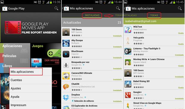 android para principiantes mis apps