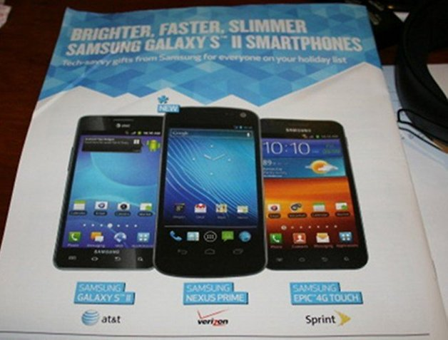Samsung galaxy nexus nexus prime 2