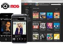 MOG, el servicio de streaming musical podría caer en manos de HTC