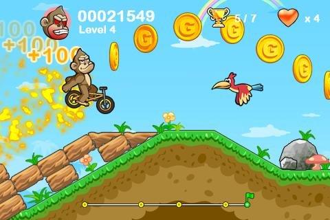 Bicicleta BMX Crazy 2