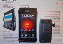 Rumeur: lancement du Motorola Droid 4 le 2 février 2012