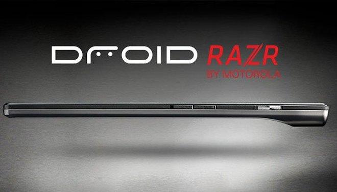 Motorola RAZR al detalle