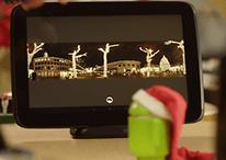 Google revela en su vídeo de Navidad el dock para el Nexus 10