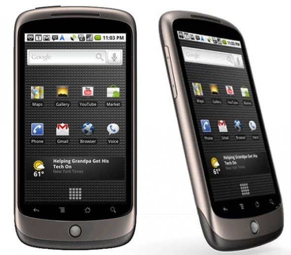 android nexus one