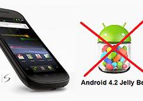 Actualizacion a Android 4.2 - Nexus S y Motorola Xoom se quedan fuera