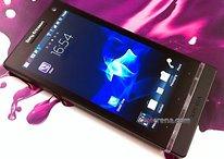 Sony Ericsson Xperia Arc HD (aka Nozomi) : Premières photos