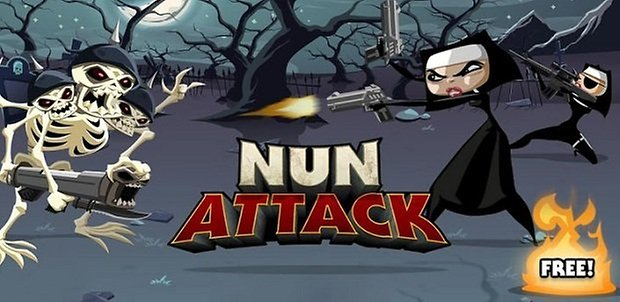 nun attack gratis google play store