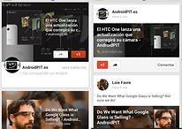 Actualización Google + - Edición de fotos, GIFs animados y más