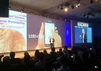 [IFA] Samsung ha presentado oficialmente el Galaxy Note: El primer Notepad de Android con Stylus