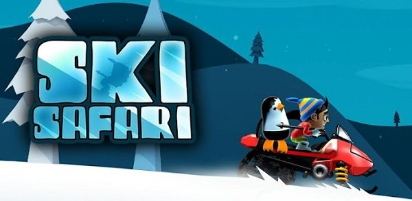 ski safari android