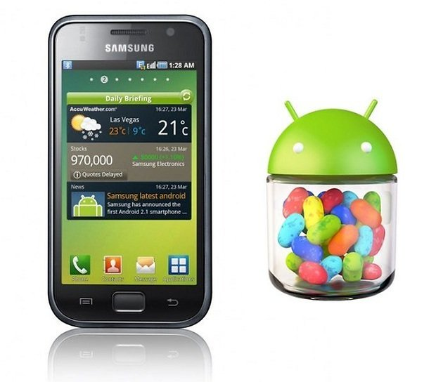 samsung galaxy s android 4.2
