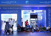 ¡Sorprendente! Samsung ofrece Galaxy S2 a 2 dólares junto a la Apple Store en Sydney