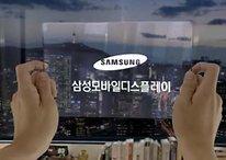 [Video] Samsung présente les écrans futuristes AMOLED, pliables et transparents