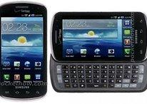 El Samsung Galaxy S II de Verizon tendrá teclado slider y se llamará Stratosphere