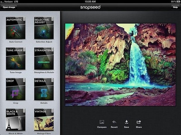 Google compra snapseed