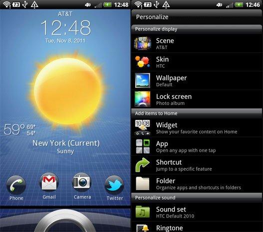 HTC Vivid detalle 7