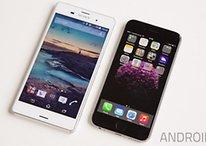 Sony Xperia Z3 vs iPhone 6 comparison: the big seller versus the big flop