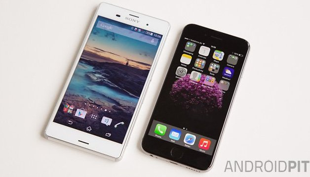 Sony Xperia Z3 vs iPhone 6 comparison: the big seller versus the big flop