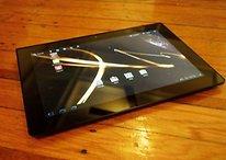 Sony Tablet S al detalle: Bien hecho pero lento
