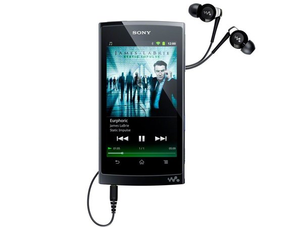 Sony Android Walkman