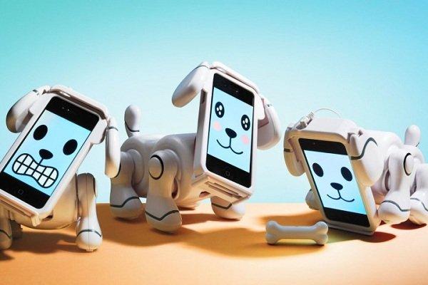 mascotas tecnologicas