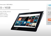 Programado lanzamiento del Sony Tablet S en EEUU - 16 de septiembre. Precio: 499 $